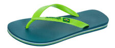 Ipanema Flag II Mens Flip Flops Sandals - Aqua Green - Worldwide Shipping