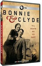 American Experience: Bonnie and Clyde (DVD, 2016) PBS   BRAND NEW