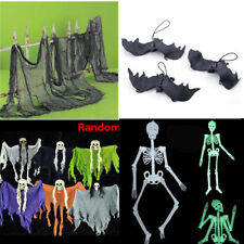 Halloween Creepy Hanging Door House Party Decor Props Skeleton Decoration