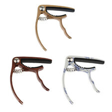 Guitar Capo Clamp Key Trigger Quick Change for Acoustic Electric Guitar Bass