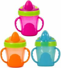 Vital Baby Soft Spout Trainer Cup 200Ml With Handles Baby/Toddler Feeding New