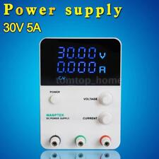 0-30V 0-5A 4 Digits Variable Adjustable Digital Regulated DC Power Supply A5J7