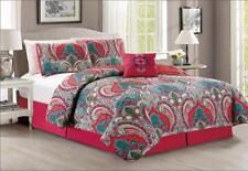 Fancy Collection 5pc California King Size Quilted Coverlet Bedspread Set...