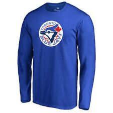 Fanatics Branded Toronto Blue Jays Royal Cooperstown Collection Huntington Long
