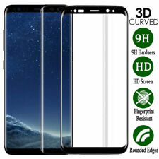 3D 9H Full Cover Tempered Glass Film Screen Protector For Samsung Galaxy S8