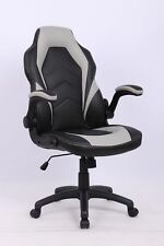 New PU Quality Luxury Designer Executive Computer Office Desk Chair 3Color