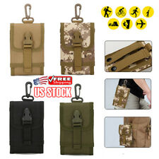 Portable Outdoor Camping Money Mobile Cell Phone Hanging Bag Pouch Waist Pack US