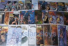Top Cow Comics Tomb Raider Variant Covers [ MULTI-LISTING ] Tower Sketch DF Gold