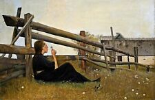 In the Month of June by Laurits Andersen Ring. Fine Art Made in U.S.A. Prints