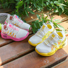 Kid's Girl's Casual Breathable Sneakers Athletic Walking Outdoor Running Shoes