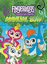 Fingerlings Annual (Annuals 2019), Centum Books Ltd, Used; Very Good Book