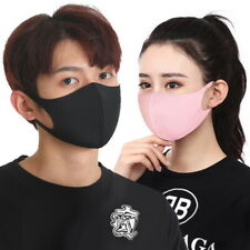Kids Adult Air Purifying Face Mouth Muffle Washable Anti-Dust Fog