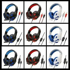 Computer Gaming Earphone For PS4 for PC Headphones Headset with Microphone