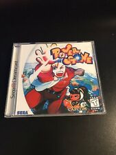 Power Stone Dreamcast Reproduction Case NO DISC