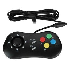 Type C Gift Mini Gamepad Wired Controller Joystick Grip Game For SNK NeoGeo New