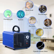 6/10/12g/h Ozone Generator Air Purifer Mildew Odor Ion Machine For Large Room