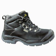 Delta Plus (Panoply) Sault Safety Work Boots Steel Toe Caps Black