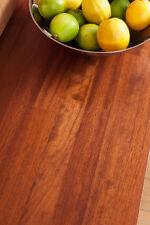 Iroko Solid Wood Worktops, Oil and Accessories