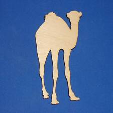 CAMELS Laserwoody Unfinished Wood Shapes Cut Outs C368