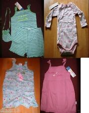 12-18 month Girls short set, dress or onesie -NWT-Pick1