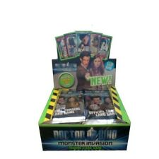 DOCTOR (DR) WHO MONSTER INVASION TRADING CARD GAME