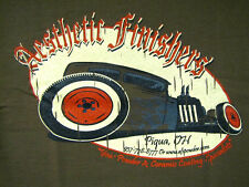 Aesthetic Finishers Hot Rod Cheater Sedan T-shirt