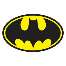 Batman Emblem Vinyl Die-cut Decal / Sticker ** 4 Sizes **