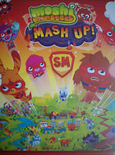 1 - 30 Choose Any Topps SUPER MOSHI MONSTERS Edition MASH UP Series 2 Base Card