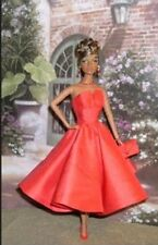 53 DEBUTANTE GOWN PATTERN FOR ALL SIZE DOLLS