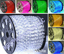 12v COOL WHITE LED Rope Lights Home Lighting Boat Car Truck Home Indoor Outdoor