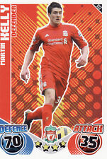Match Attax Extra 10/11 Liverpool Man City Man U Cards Pick Your Own From List