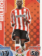 Match Attax 10/11 Sunderland Cards Pick Your Own From List