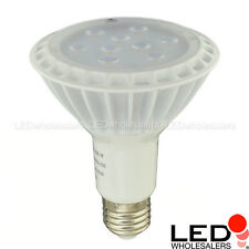 UL Dimmable PAR30 11-Watt LED Spot Light Bulb with Interchangeable Flood Lens