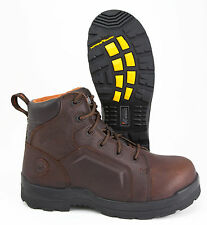ROCKPORT WORKS RK 6640 WITH ADIPRIENE BY ADIDAS, COMPOSITE TOE, WATERPROOF
