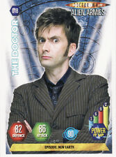 Doctor Who Alien Armies Trading Cards Pick From List 001 To 025