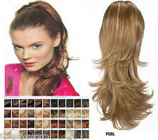 NEW LADIES SECRETS HAIRAISERS PEARL HAIR EXTENSIONS WOMENS PONYTAIL ALL COLORS