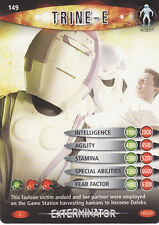 Doctor Who Exterminator Common Trading Cards Pick From List 149 To 176