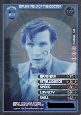 Doctor Who Monster Invasion Extreme Rare & Super Trading Cards Pick From List