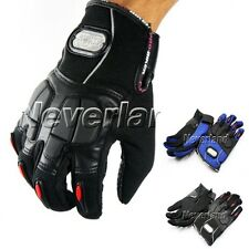 Motorcycle Sports Racing Cycling Bike riding Full Finger Gloves Size M L XL