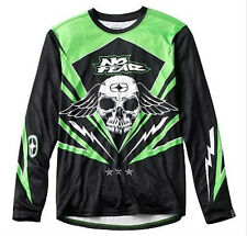 No Fear Licensed Motocross Performance Dri-fit Long sleeves Adult t-shirt BNWT