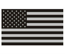 American Subdued Flag USA Tactical U.S. Military Car Vinyl Sticker Decal