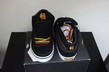 Boys Rasta ETNIES Skater Shoes*NEW*Toddler Youth ETNIES RVM Vulc Shoes 13 1.5