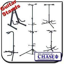 Chase Guitar Stand Single Double Triple A Frame Tripod Tree Carousel 1 2 3 6 NEW