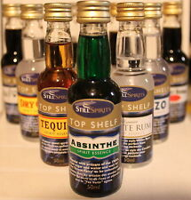 Still Spirits Top Shelf Spirit Essences to add to vodka