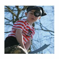 Buccaneer Pirate Captain fancy dress up BNWT four sizes 2-8 years Boys Costume