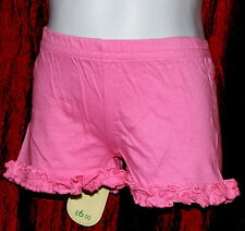 Ex Store Baby Girls Shorts 4 Colours Available Sizes Baby to 6 Months FREE P&P