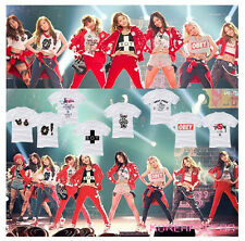 SONE SNSD girls generation LIVE SAME STYLE T-SHIRT KPOP NEW