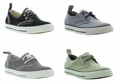 Converse Helmsman Canvas Oxford Shoes Mens Lace-up Sizes UK 7 - 13