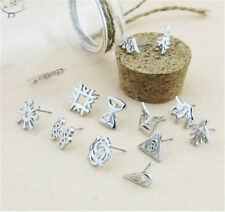 earrings ear stud Accessories K-POP Jewelry UNISEX EXO SOUVENIR GIFT SAME STYLE