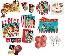 JAKE AND THE NEVERLAND PIRATES KIDS BOYS PARTY RANGE FILLERS - ALL IN 1 LISTING!